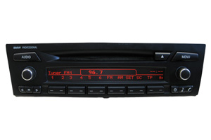 BMW 1 - CD Radio Professional Reparatur