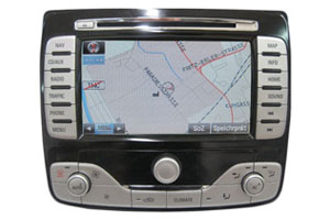 Ford Focus - Navigationsreparatur HSRNS