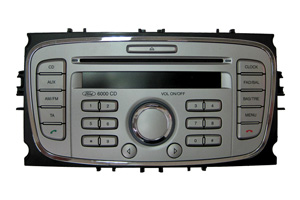 Ford S-MAX - Radio 6000 CD Reparatur