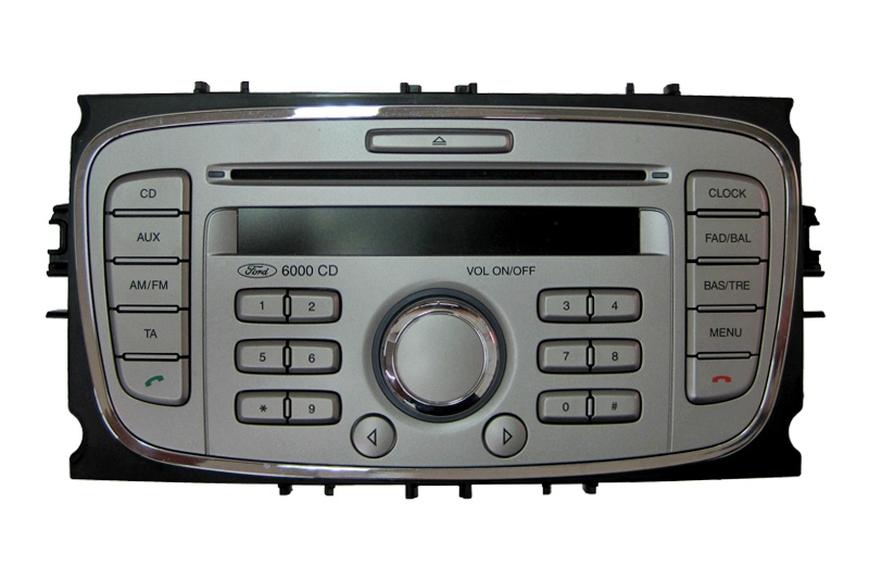 ford s max radio 6000 cd reparatur. Black Bedroom Furniture Sets. Home Design Ideas