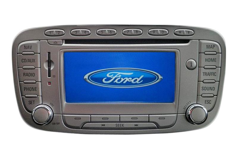 Ford Galaxy Sd Karten Navigation Travel Pilot Fx Reparatur
