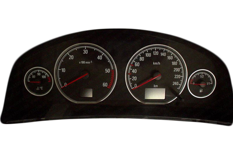 opel vectra - combined instrument repairs, satellite navigation unit
